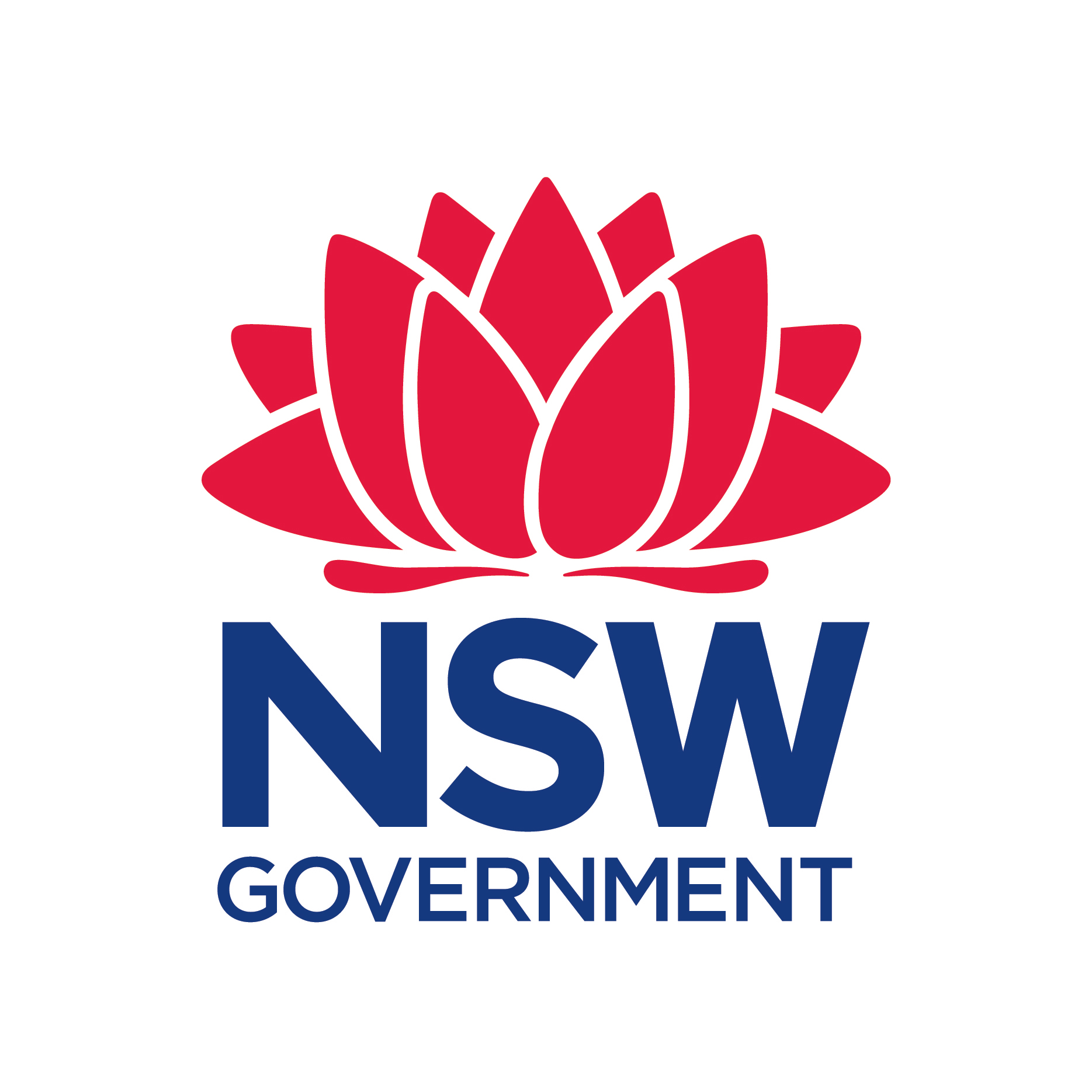 NSW Government Sponsor Logo
