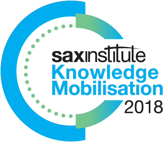 Sax Institute Conference Logo