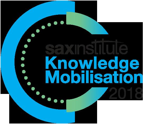 Sax Institute Conference Logo