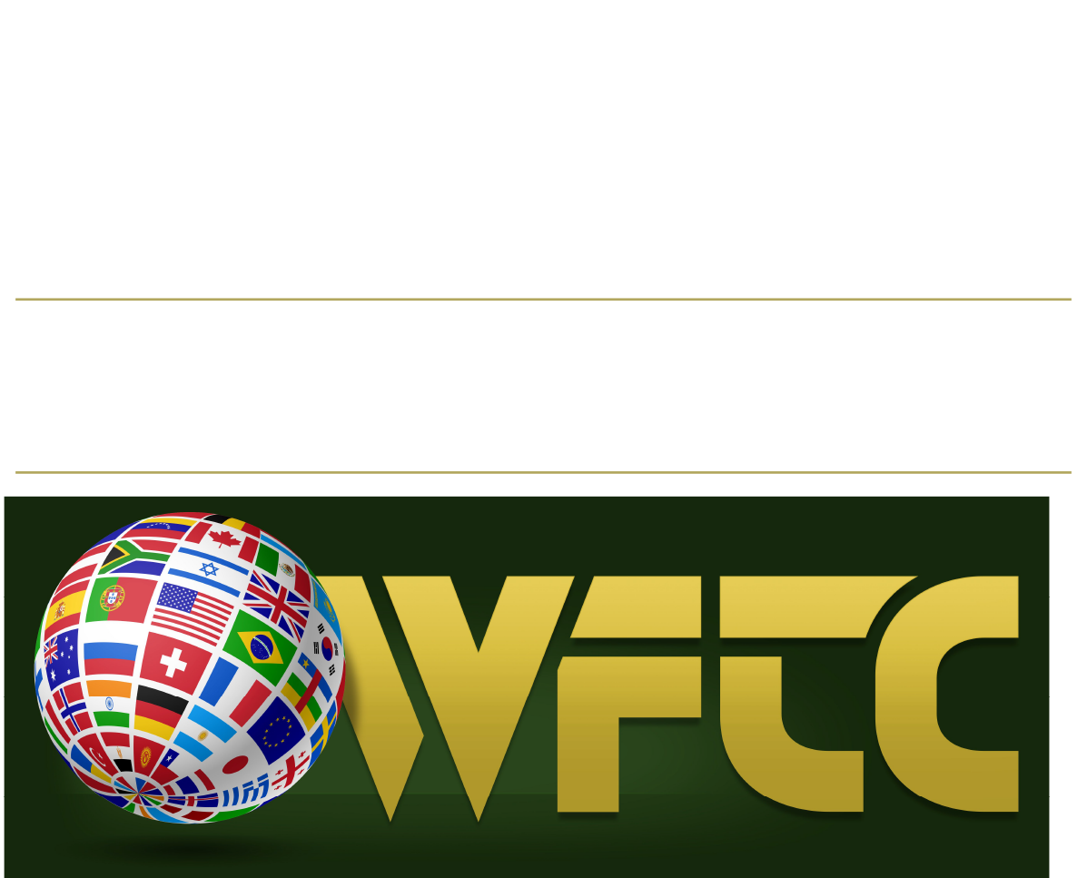 WFTC 2018 Conference