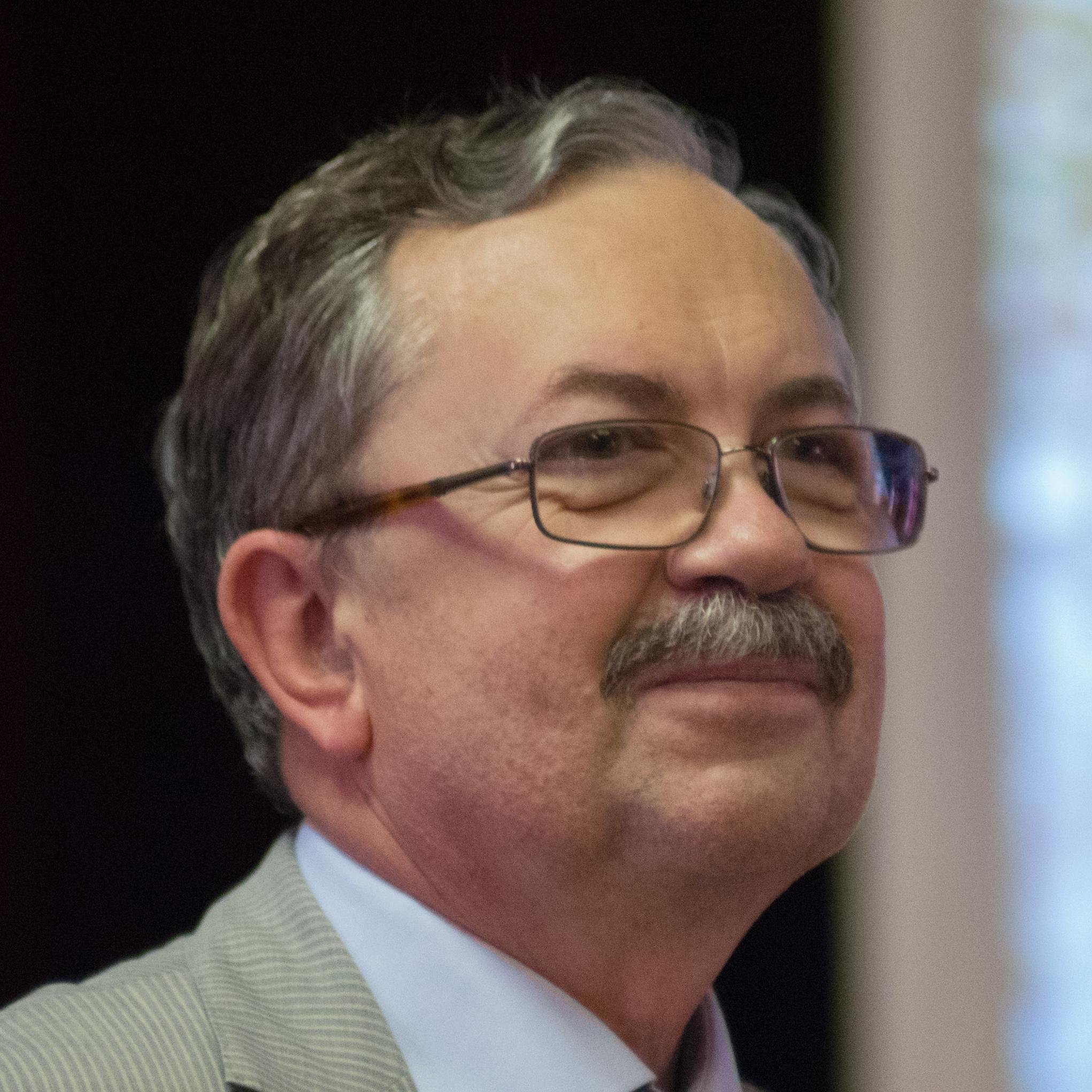 Professor Sergey Turuntaev