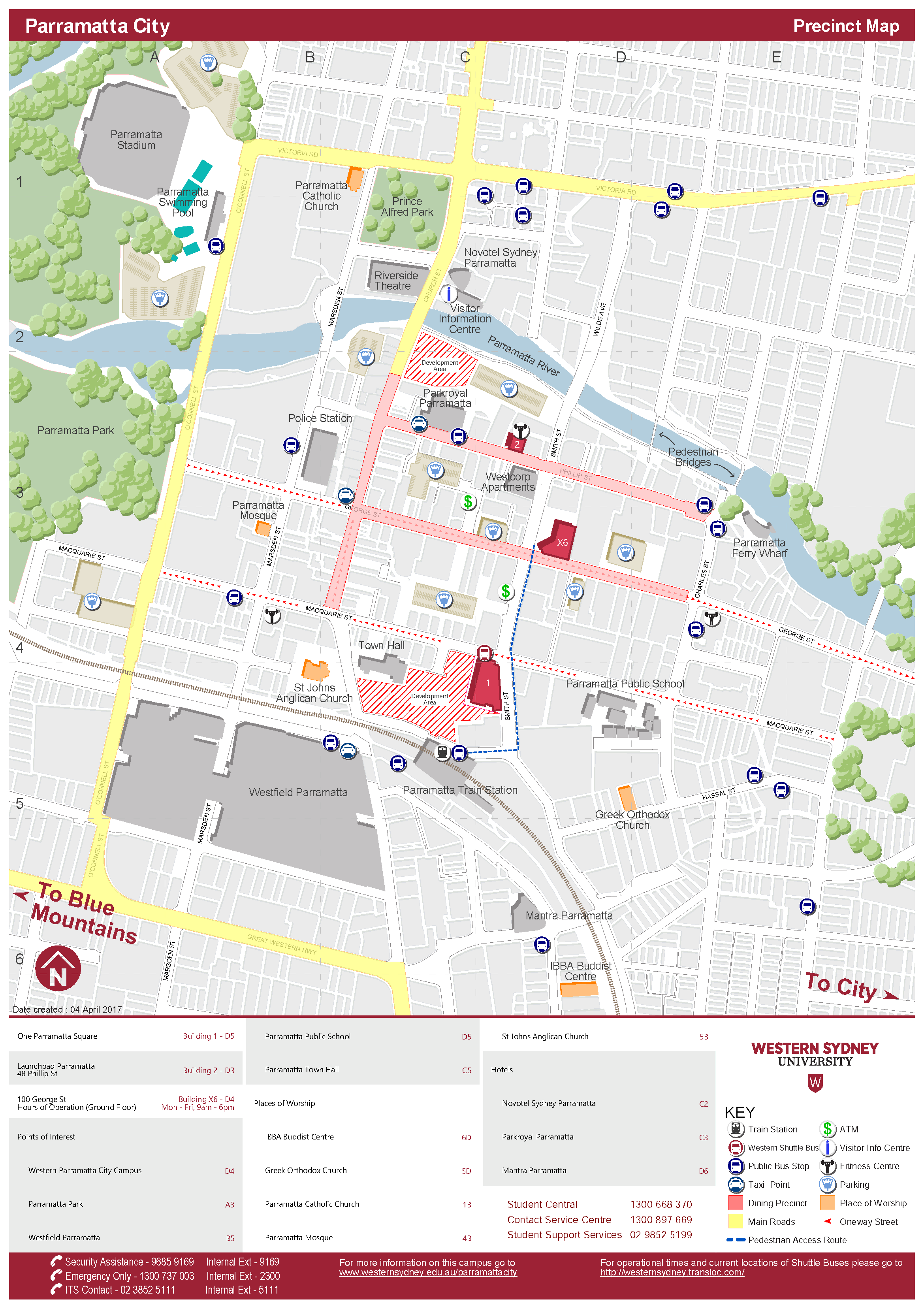 Campus Map University Of The Pacific - #Summer